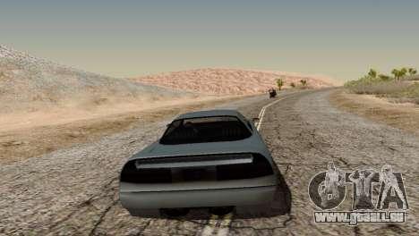 Physics from Forza Motorsport 5 pour GTA San Andreas deuxième écran