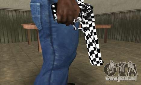 Math Deagle pour GTA San Andreas