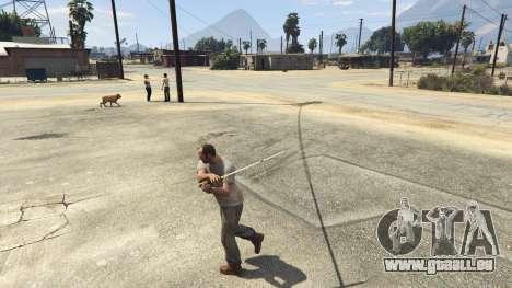 GTA 5 Katana v2.0 fünfter Screenshot