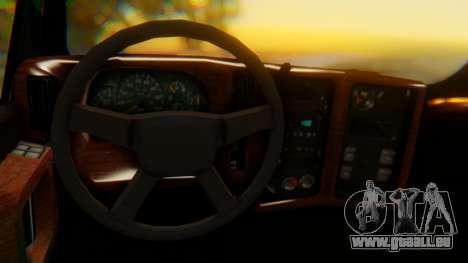 GMC Topkick C4500 für GTA San Andreas rechten Ansicht