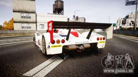 Radical SR8 RX 2011 [8] pour GTA 4 Vue arrière de la gauche