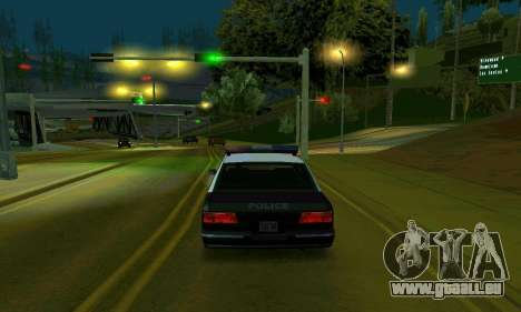 Project2DFX v3.2 pour GTA San Andreas troisième écran