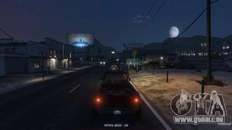 GTA 5 Realistic Vehicle Controls LUA 1.3.1 troisième capture d'écran