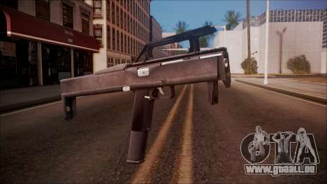 FMG-9 from Battlefield Hardline für GTA San Andreas