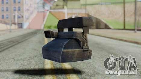 Camera from Silent Hill Downpour pour GTA San Andreas deuxième écran