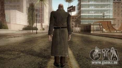 RE4 Mendes pour GTA San Andreas troisième écran