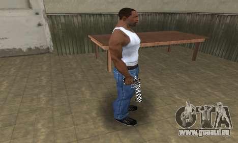 Math Deagle pour GTA San Andreas deuxième écran
