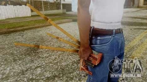 Red Dead Redemption Camera pour GTA San Andreas troisième écran