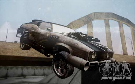 Mad Max 2 Ford Landau pour GTA San Andreas