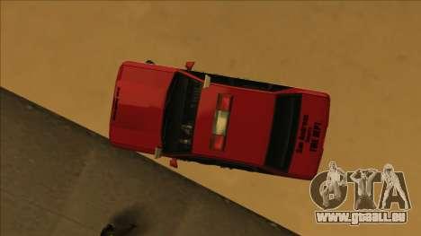 FDSA Premier Cruiser für GTA San Andreas Seitenansicht