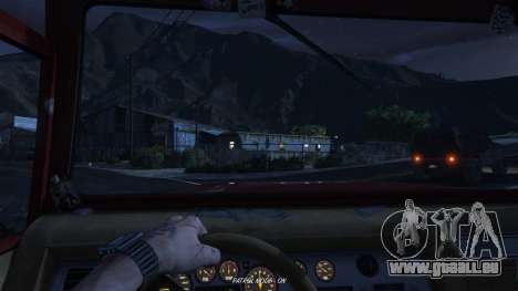 Realistic Vehicle Controls LUA 1.3.1 pour GTA 5