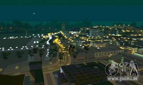 Project2DFX v3.2 pour GTA San Andreas deuxième écran