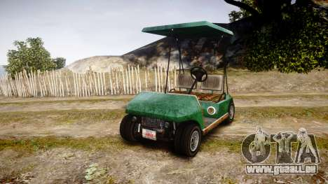 GTA V Nagasaki Caddy pour GTA 4