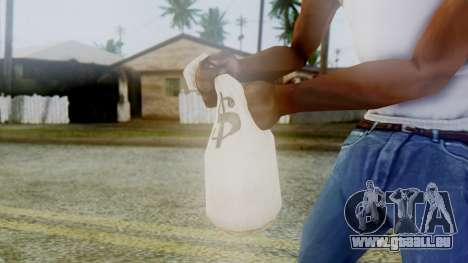 Red Dead Redemption Money für GTA San Andreas her Screenshot