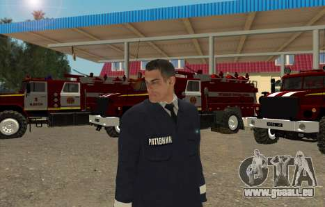 Retter Der Ukraine für GTA San Andreas