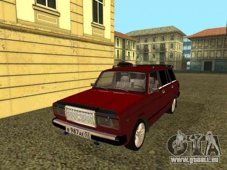 VAZ 21047 pour GTA San Andreas