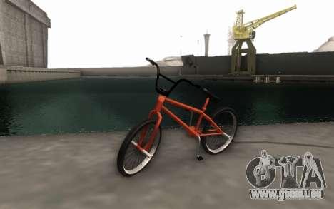 BMX HD pour GTA San Andreas