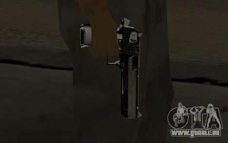 Weapon Pack pour GTA San Andreas quatrième écran