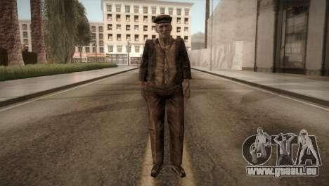 RE4 Don Esteban für GTA San Andreas zweiten Screenshot