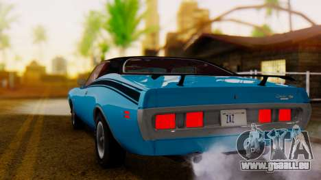 Dodge Charger Super Bee 426 Hemi (WS23) 1971 IVF für GTA San Andreas linke Ansicht