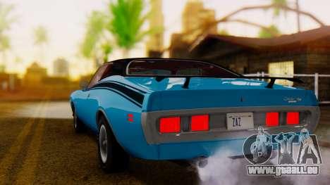 Dodge Charger Super Bee 426 Hemi (WS23) 1971 IVF für GTA San Andreas linke Ansicht