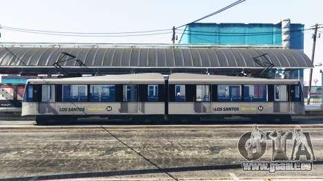 GTA 5 De nouvelles textures tramways deuxième capture d'écran