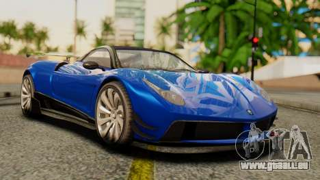 Pegassi Osyra Extra 1 pour GTA San Andreas