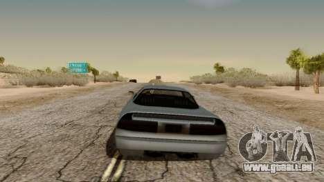 Physics from Forza Motorsport 5 pour GTA San Andreas troisième écran