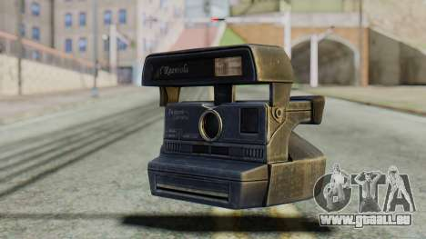 Camera from Silent Hill Downpour für GTA San Andreas