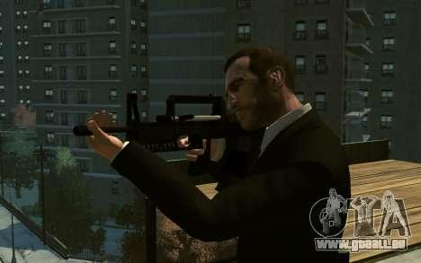 A-91 für GTA 4 dritte Screenshot