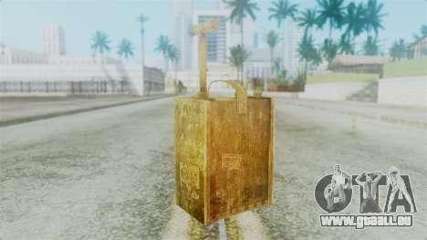 Red Dead Redemption Detonator pour GTA San Andreas