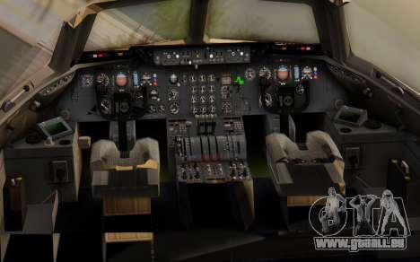 DC-10-30 Monarch Airlines für GTA San Andreas Rückansicht