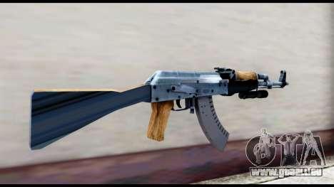 AK-47 von L4D2 für GTA San Andreas zweiten Screenshot