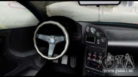 Grotti Turismo RXX-K v2.0 pour GTA San Andreas vue de droite