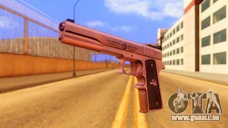 Atmosphere Pistol pour GTA San Andreas
