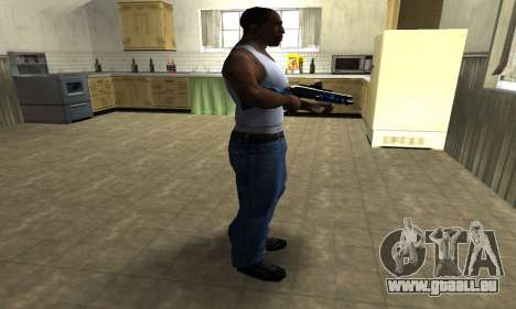 Water Shotgun für GTA San Andreas dritten Screenshot