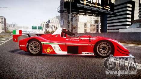 Radical SR8 RX 2011 [6] für GTA 4 linke Ansicht
