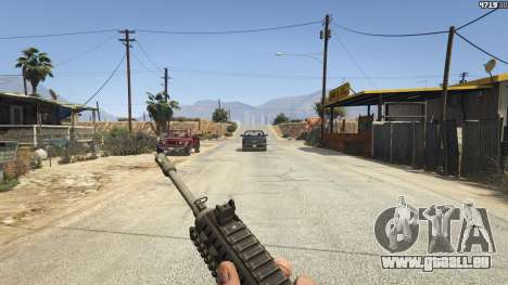 GTA 5 BF4 AR160 fünfter Screenshot