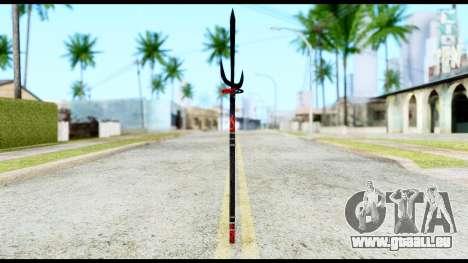 Yukimura Spear für GTA San Andreas