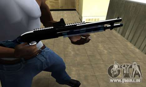 Water Shotgun für GTA San Andreas zweiten Screenshot