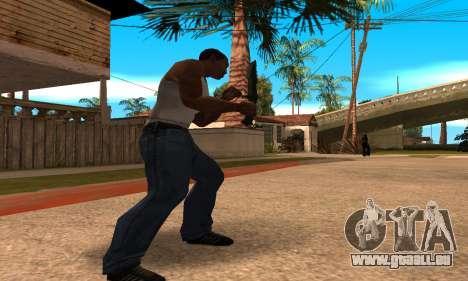 Cool Knife für GTA San Andreas dritten Screenshot