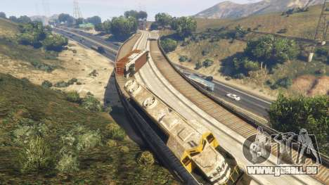 Railroad Engineer 3 für GTA 5