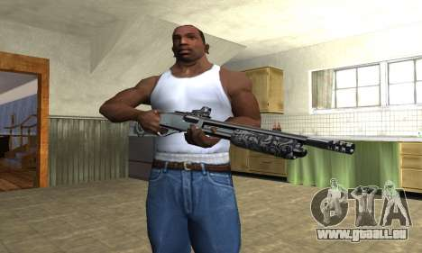 Sawn-Off Shotgun pour GTA San Andreas troisième écran