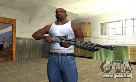 Sawn-Off Shotgun für GTA San Andreas dritten Screenshot