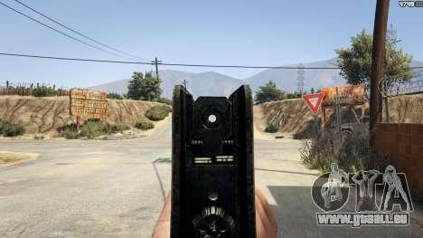 GTA 5 Famas F1 quatrième capture d'écran