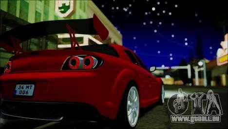 ENBTI for High PC für GTA San Andreas zweiten Screenshot
