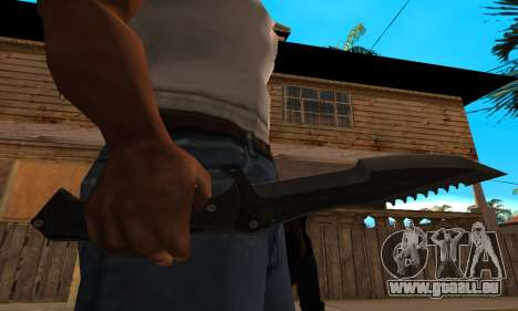 Cool Knife pour GTA San Andreas