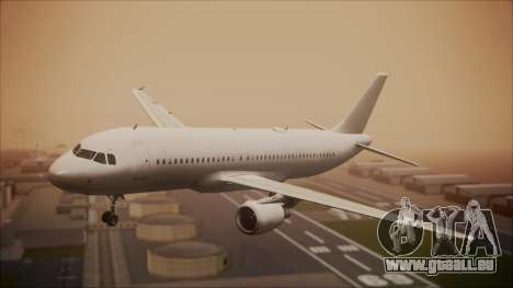Airbus A320-200 pour GTA San Andreas