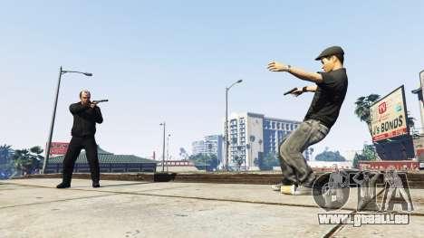 Duel dans l'Ouest Sauvage v1.2 pour GTA 5