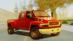 GMC Topkick C4500 camionnette pour GTA San Andreas